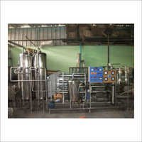 Water Plant Machinery