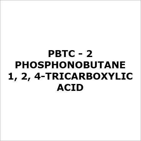 PBTC - 2-Phosphonobutane 1, 2, 4-Tricarboxylic Acid