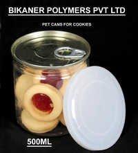 Plastic Cookie Jars