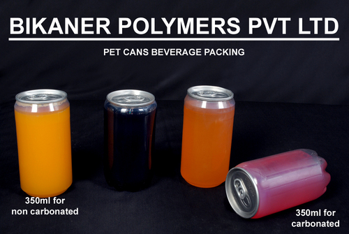 Beverage Pet Cans