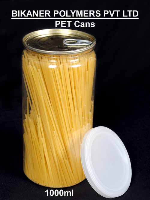 Pet Cans with Lids
