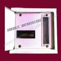 Electronic SPN Double Door Box