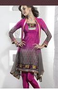 Captivating Pink Salwar Kameez