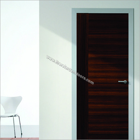 Decorative Veneer Door Design
