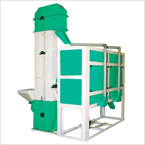 Hitech Mini Dal Mill Machine