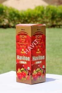 Vitamin Iron Tonic