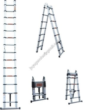 Retractable Imported Ladder Suppliers Surat