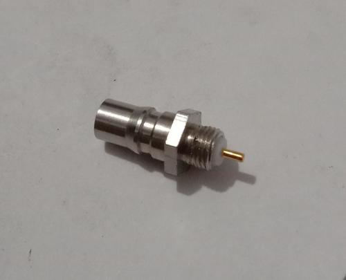 N Female connector for 7-8 cable