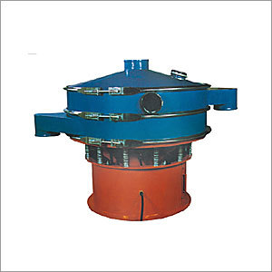 Vibratory Sand Sieving Machine
