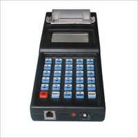 Portable Handheld Billing Machine