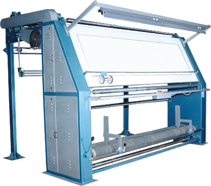 Fabric Rolling Cum Inspection Machine
