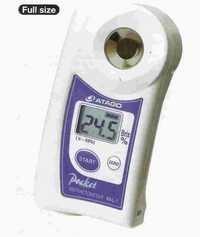pocket refractometer