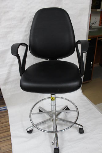 ESD Safe Chair with Foot Ring