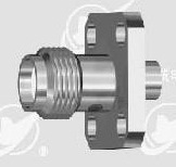SMA female 4 hole connector for RG 86 cable