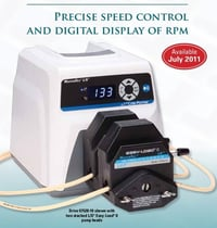 Precision Variable Speed Consol Drives