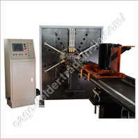 Oval Filter Cage Welding Machine
