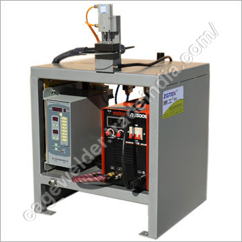 Round Filter Cage Welding Machine