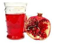 Pomegranate Soft Drink Concentrate
