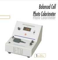 Balance Cell Photo Colorimeter