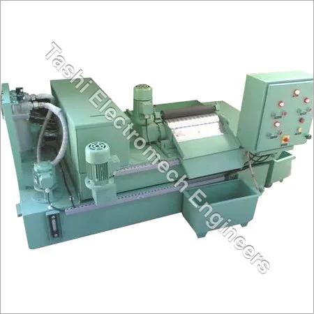 Magnetic Cum Paper Band Filtration Machine
