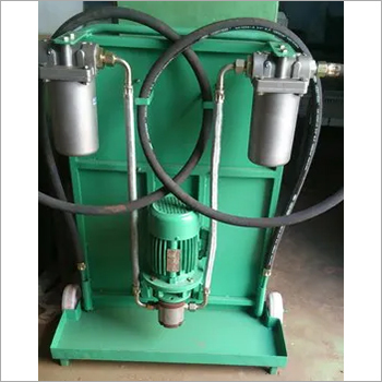 Portable Oil Filtration System
