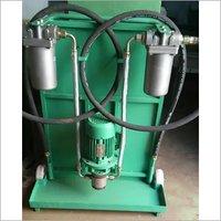 Portable Oil Filtration System