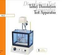 tablet dissolution test apparatus
