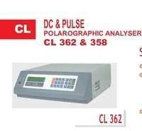 DC & Pulse Polarographic Analysers