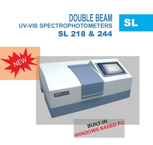 Double Beam UV-VIS Pectrophotometers
