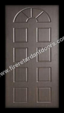 PVC Membrane Door Panel