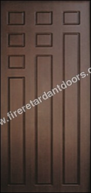 Customized Membrane Doors