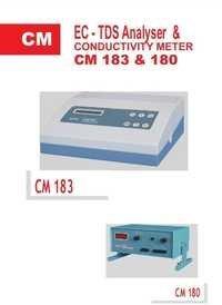 EC TDS Analyser & Conductivity Meter