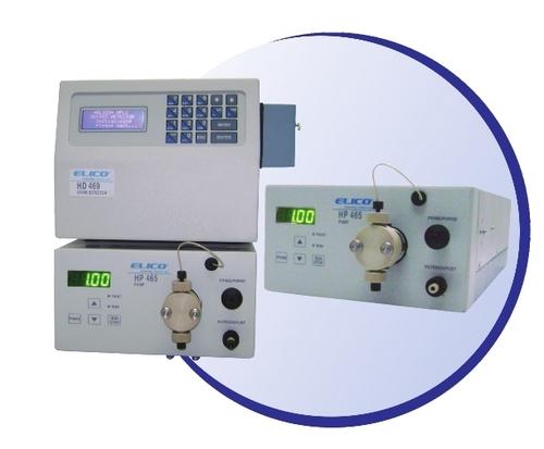 High perfor liquid Chromatography binary system
