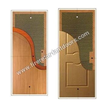 Honeycomb Doors