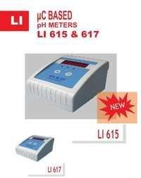 Microprocessor Based PH Meters