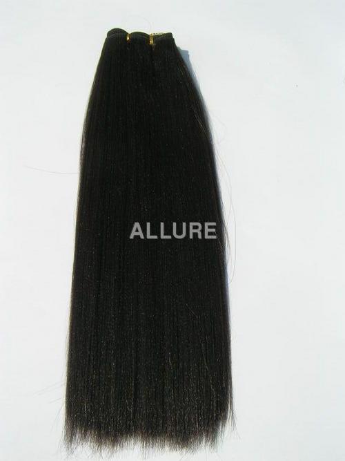 Virgin Remy Machine Weft Hair