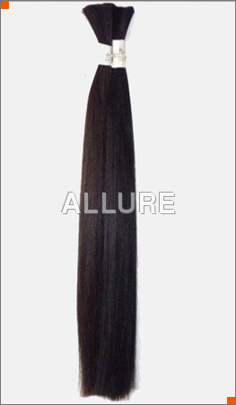 Straight Black Human Hair
