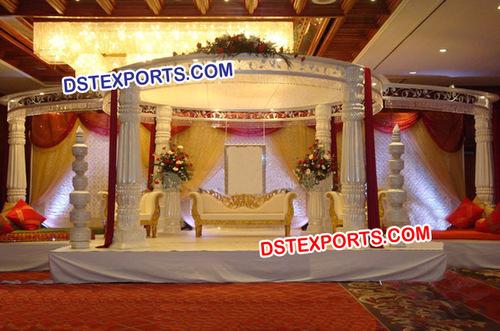 Wedding Royal Mandap Set