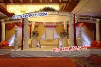 Wedding Royal Mandap Set