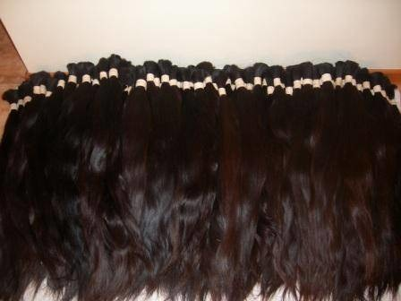 bulk hair Indian Temple hair