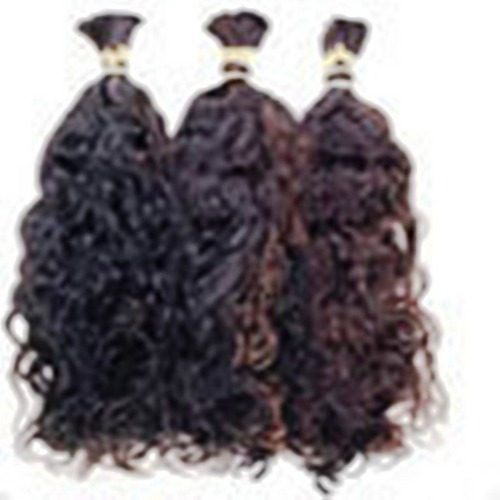 Bulk Human Temple Hair