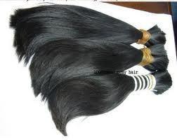 double drawn hair