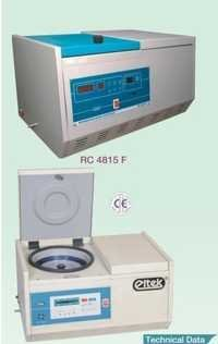 Refregerated Multispin Centrifuge
