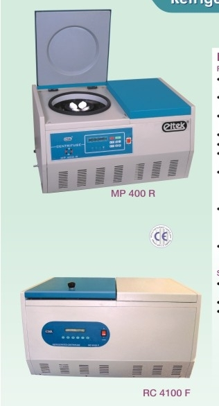 Refregereted Highspin Research Centrifuge