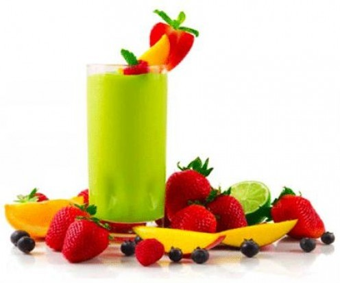 Mixed Fruit Soft Drink Concentrate