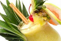 Pina Colada Soft Drink Concentrate