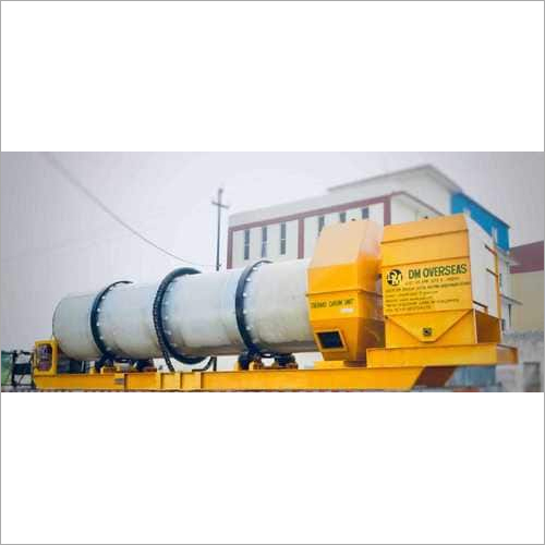Mobile Asphalt Drum Mixing Plant