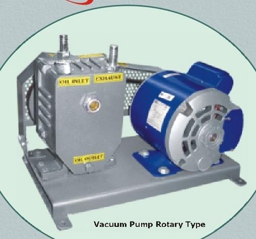 Rotary Vacuum-Pump