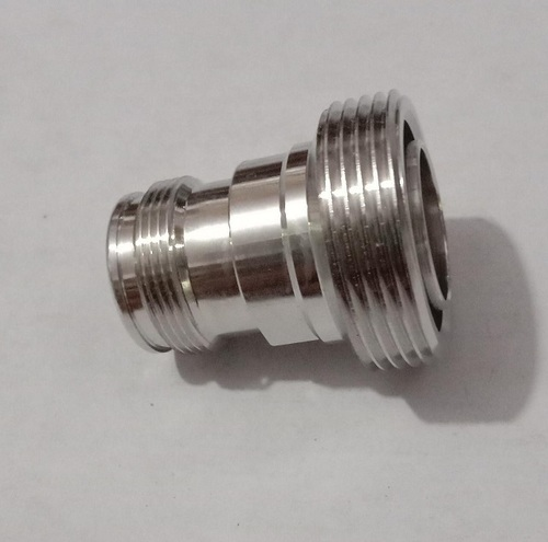 SMA male right angle PCB mount connector
