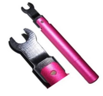Earthing kit for half inch cable